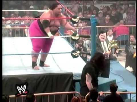 Photo of The Undertaker Wrestlmania 1994 Match