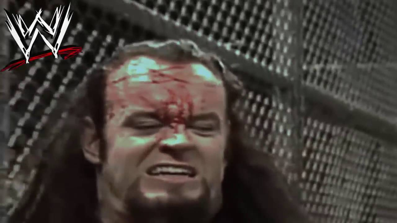 Photo of The Undertaker Wrestmania 1999 Match