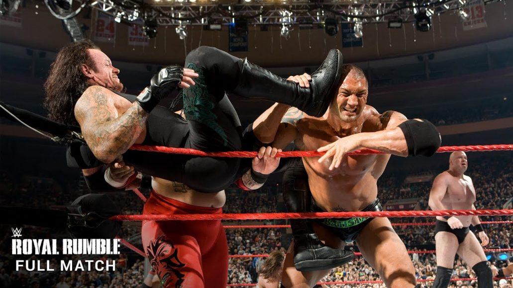 Photo of Royal Rumble 2008 Full Match Hd