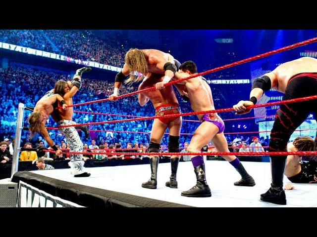 Photo of Royal Rumble 2010 Highlights