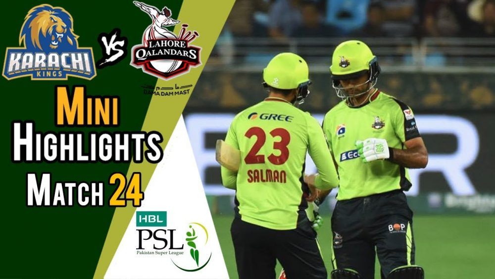Photo of Psl 2018 Match 24 Highlights
