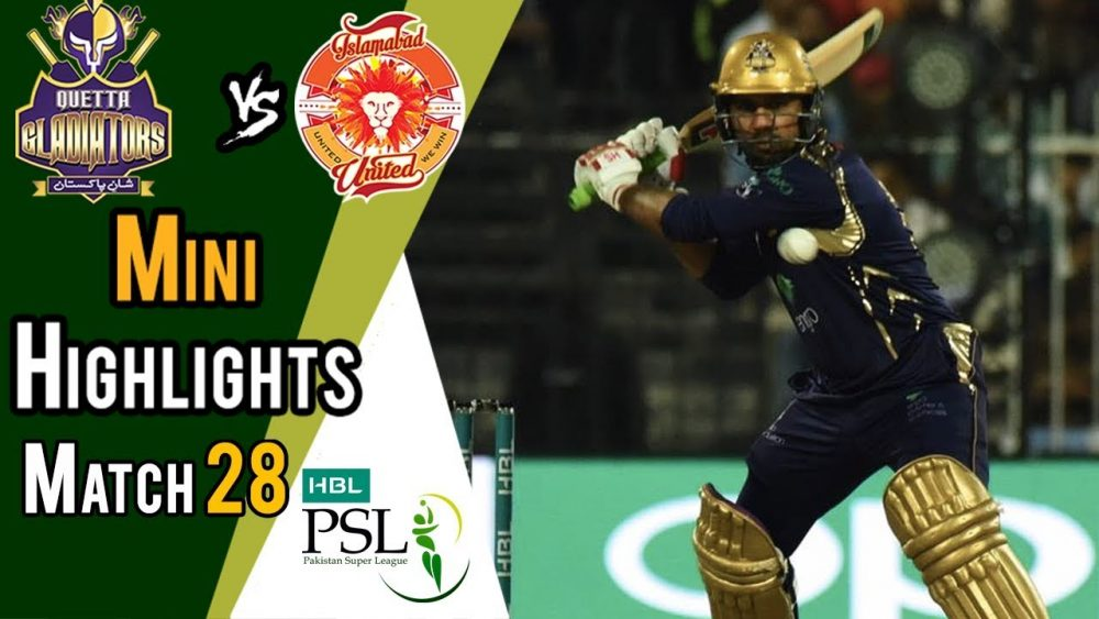 Photo of Psl 2018 Match 28 Highlights