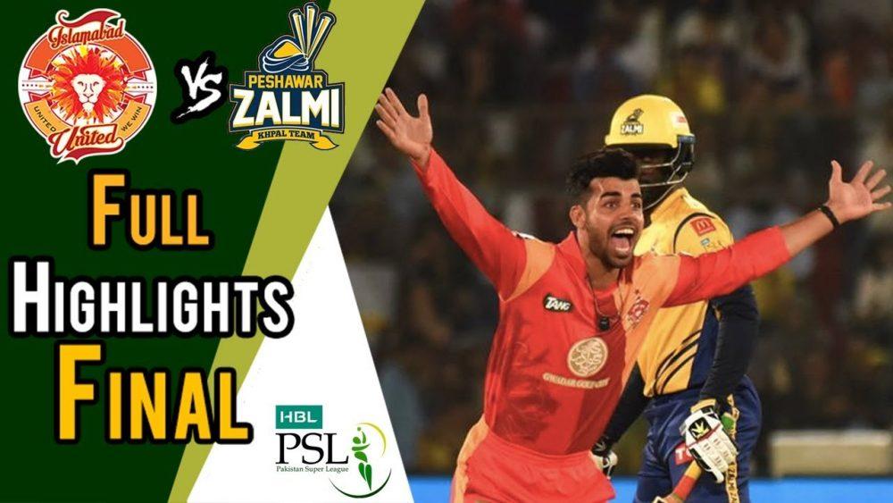 Photo of Psl 2018 Match 34 Final Highlights