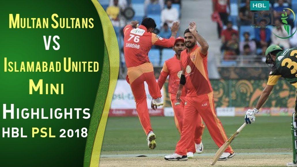 Photo of Psl 2018 Match 6 Highlights