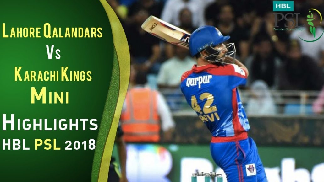 Photo of Psl 2018 Match 8 Highlights
