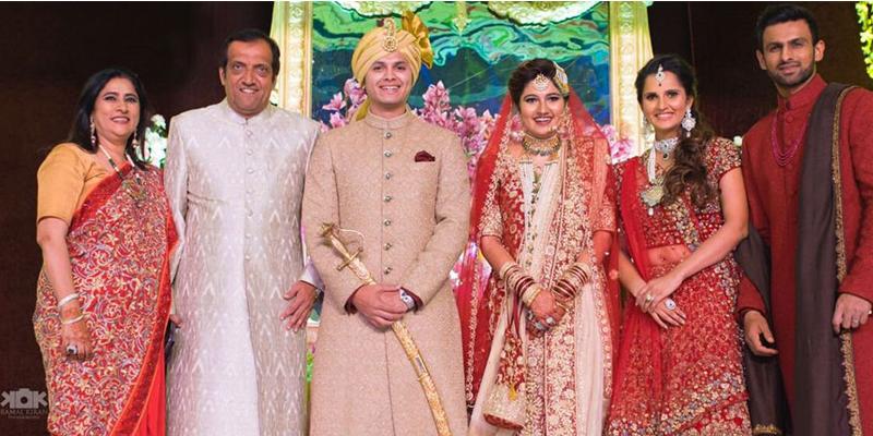 Photo of ثانیہ مرزا کی چھوٹی بہن انعم مرزا کا شادی کے دوسال بعد اچانک شوہر سے علیحدگی اختیار کرنے کا حیران کن فیصلہ