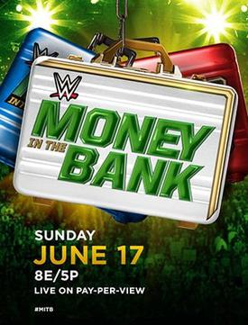 Photo of WWE Money In The Bank 2018