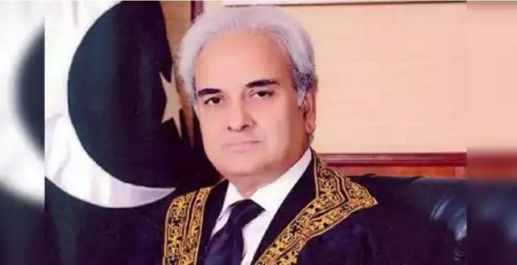 Photo of جسٹس (ر) ناصر الملک پاکستان کے نگراں وزیرِاعظم نامزد