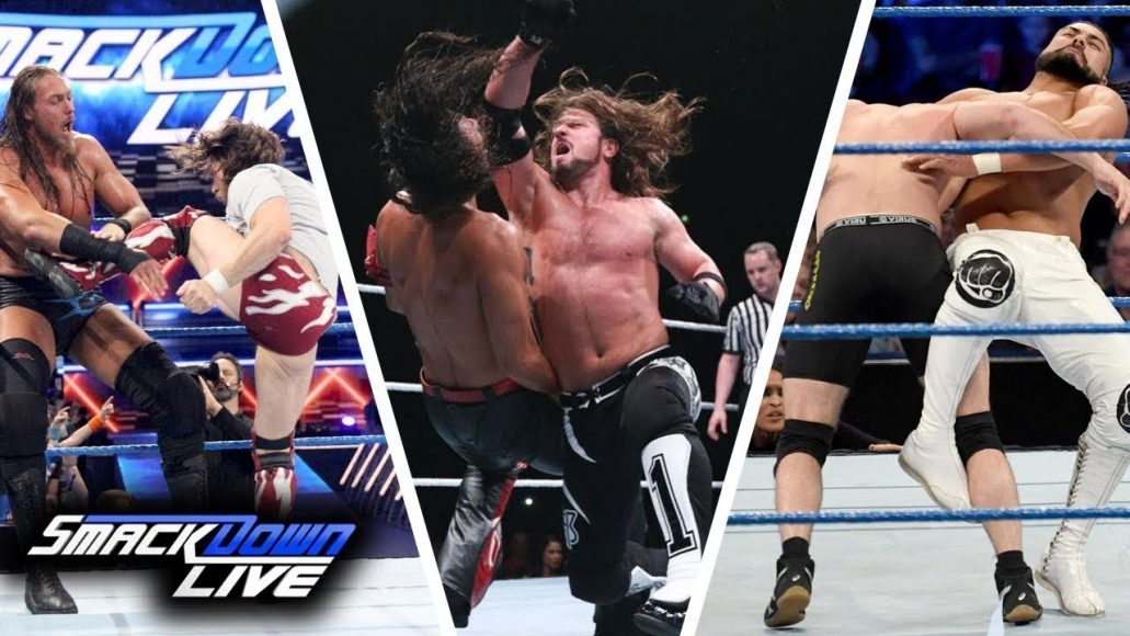 Photo of WWE Smackdown Live Highlights 16 May 2018