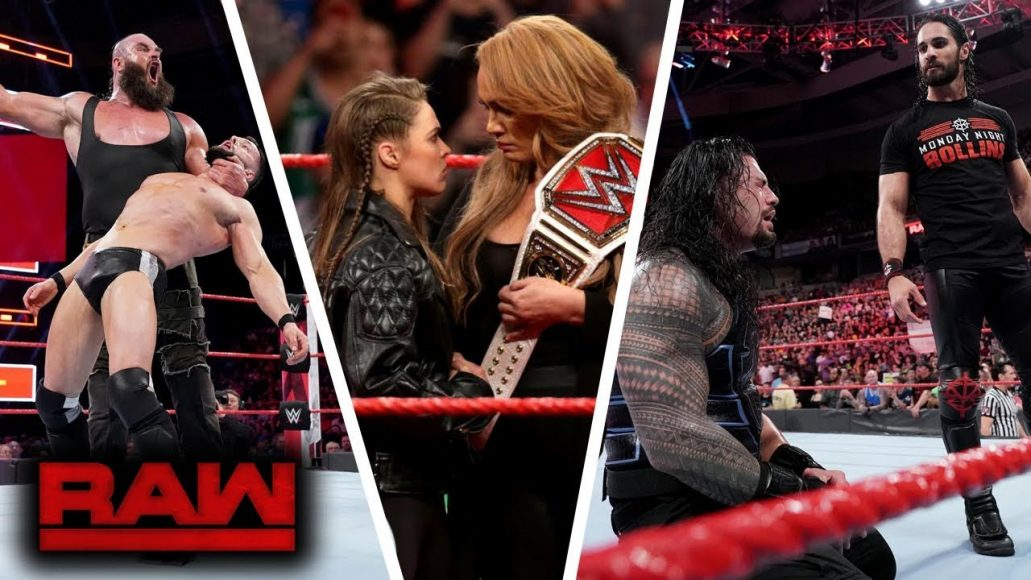 Photo of Wwe Raw 21/05/2018 Highlights