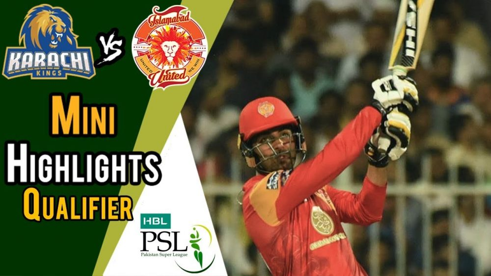 Photo of Psl 2018 Match 31 Qualifier Highlights