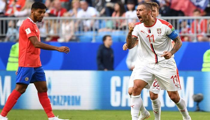 Photo of فٹبال ورلڈ کپ 2018: سربیا نے کوسٹاریکا کو شکست دے دی