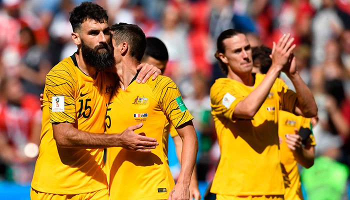 Photo of سخت مزاحمت کے باوجود آسٹریلیا کی فرانس کے ہاتھوں 1-2 سے شکست