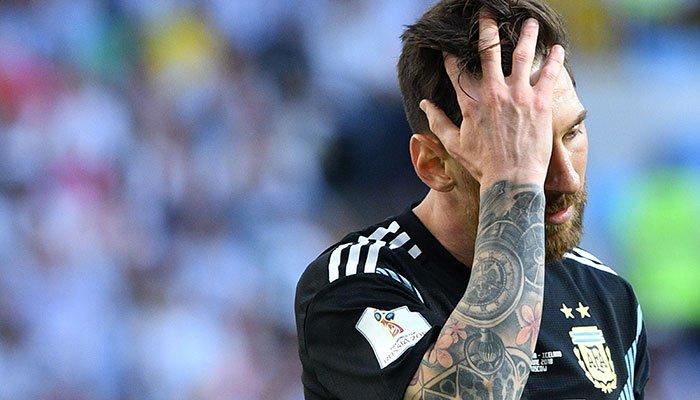 Photo of آئس لینڈ ارجنٹائن کے خلاف میچ 1-1 سے برابر کرنے میں کامیاب
