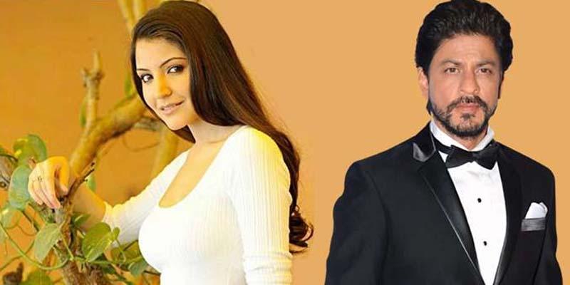 Photo of شاہ رخ خان کا انوشکا شرما کے نام خوبصورت پیغام