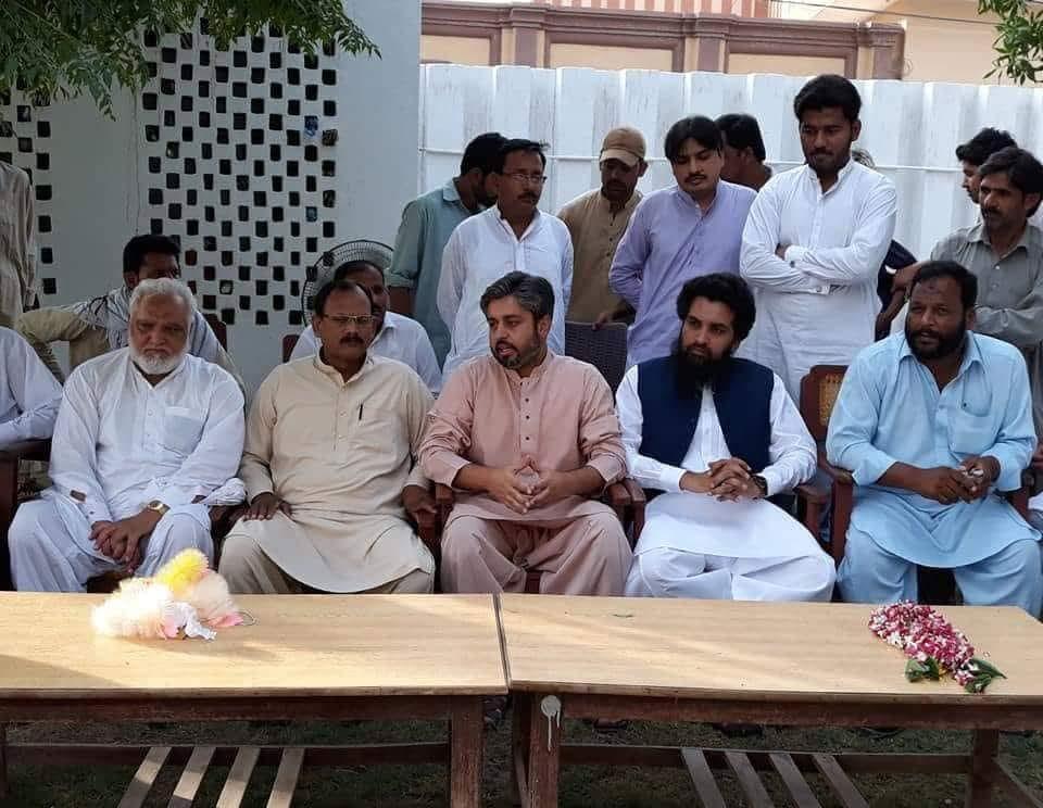 Photo of رانا اورنگزیب اشرف اور میاں شبیر علی قریشی کا سیاسی اتحاد