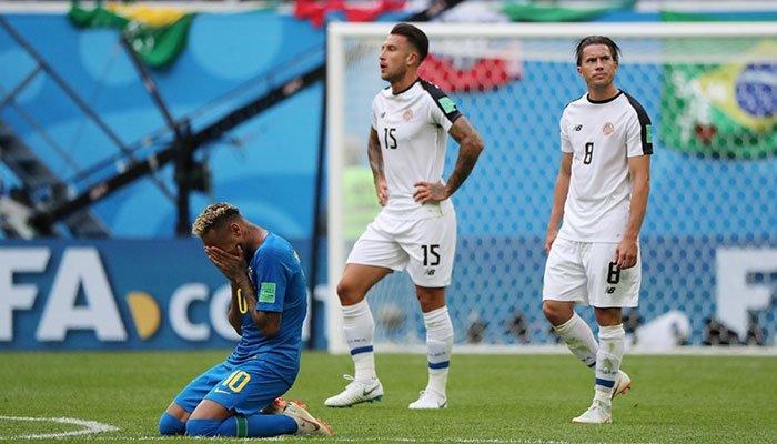 Photo of برازیل نے کوسٹا ریکا کو 0-2 سے شکست دیدی