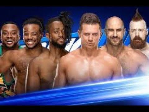 Photo of The New Day vs The Bars & Miz Full Match – WWE Smackdown 29 May 2018