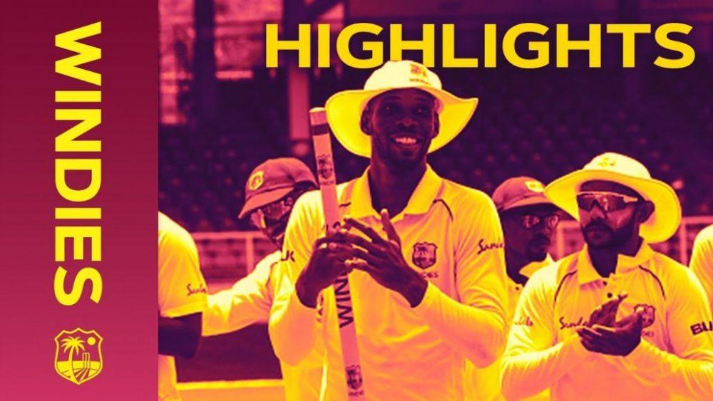 Photo of Windies Vs Srilanka 1st Test Highlights
