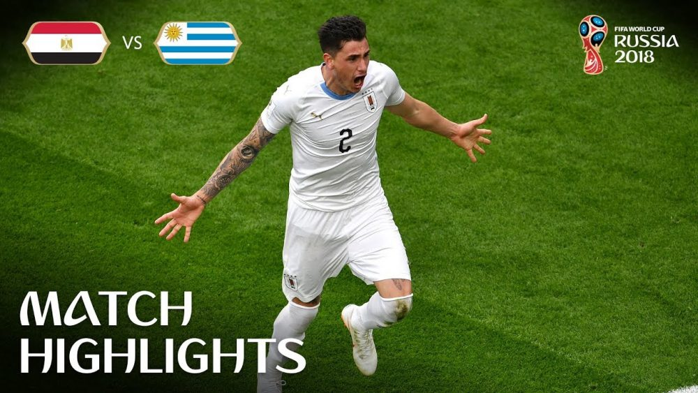 Photo of FIFA World Cup Russia 2018 Match 2 Highlights