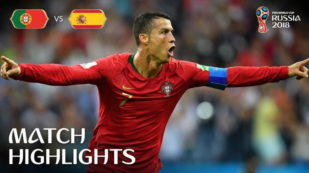 Photo of FIFA World Cup Russia 2018 Match 3 Highlights
