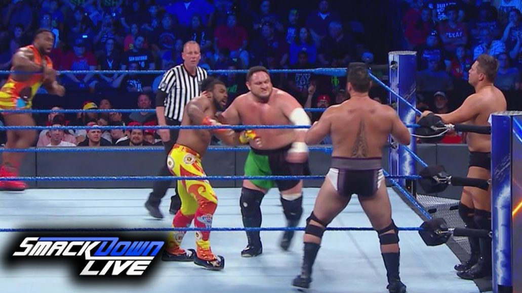 Photo of WWE Smackdown 6/5/2018 Highlights HD