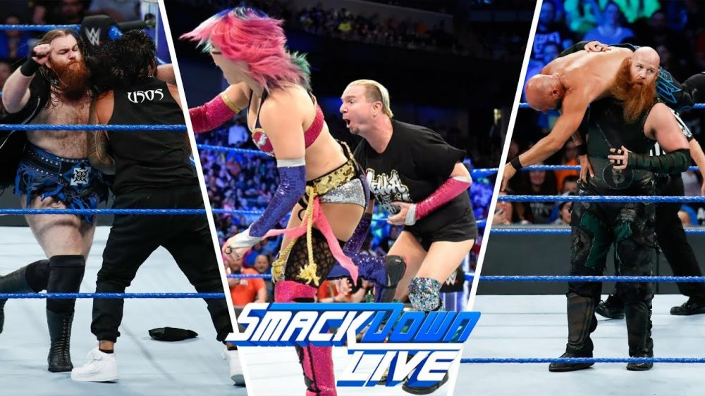 Photo of WWE SmackDown 19 June 2018 Highlights