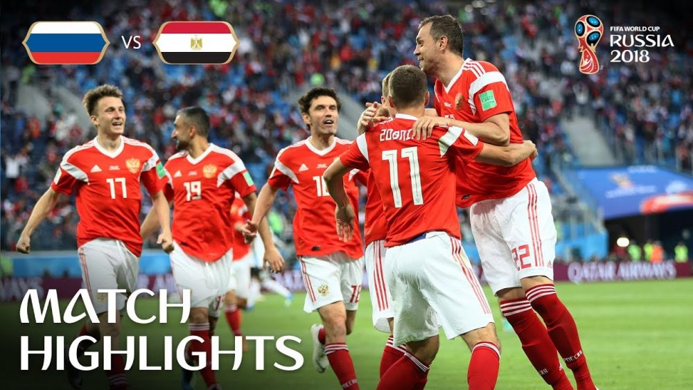 Photo of FIFA World Cup Russia 2018 Match 17 Highlights