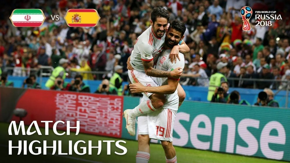 Photo of FIFA World Cup Russia 2018 Match 20 Highlights