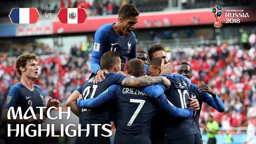 Photo of FIFA World Cup Russia 2018 Match 21 Highlights
