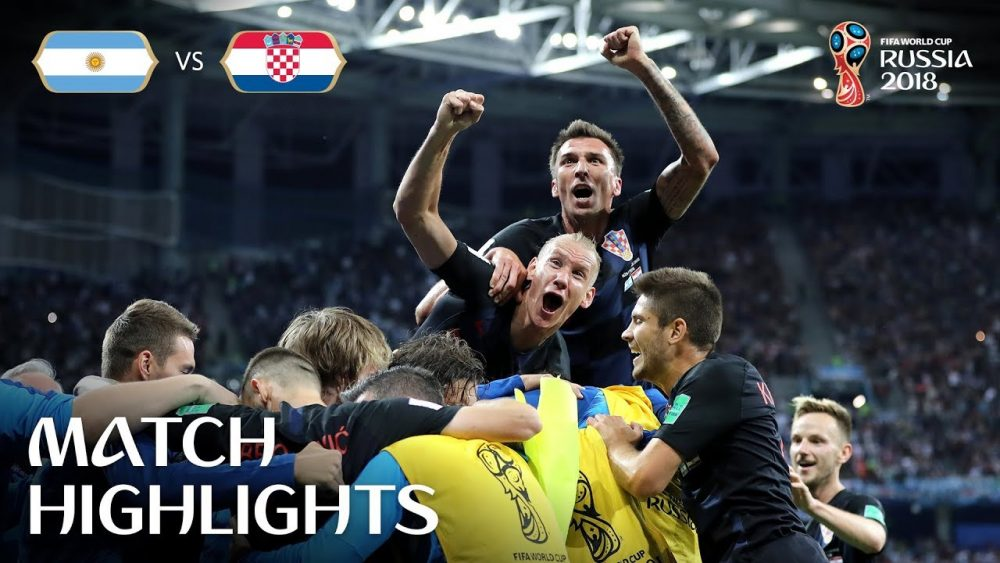 Photo of FIFA World Cup Russia 2018 Match 23 Highlights