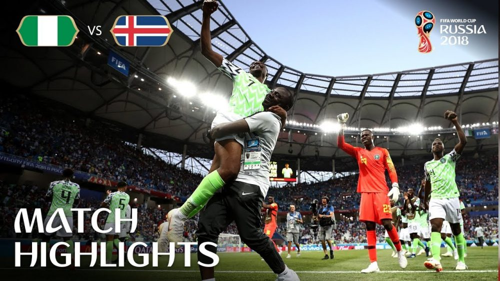 Photo of FIFA World Cup Russia 2018 Match 24 Highlights