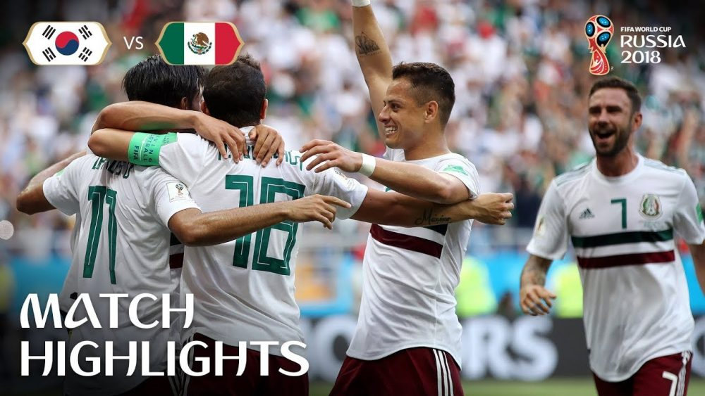Photo of FIFA World Cup Russia 2018 Match 28 Highlights