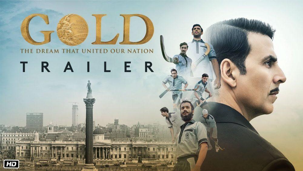 Photo of Gold Theatrical Trailer | Akshay Kumar