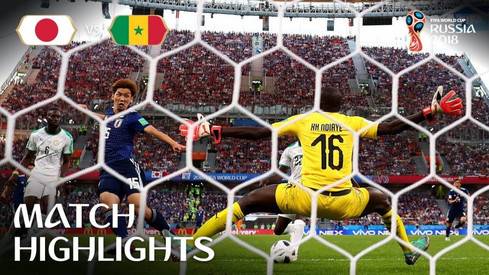 Photo of FIFA World Cup Russia 2018 Match 32 Highlights