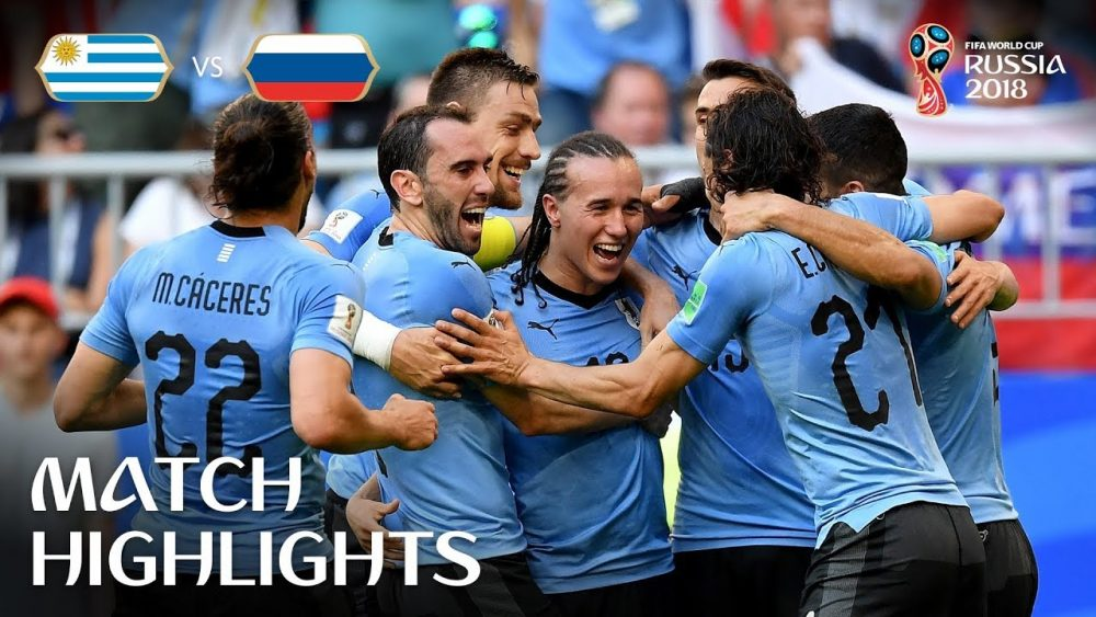 Photo of FIFA World Cup Russia 2018 Match 33 Highlights