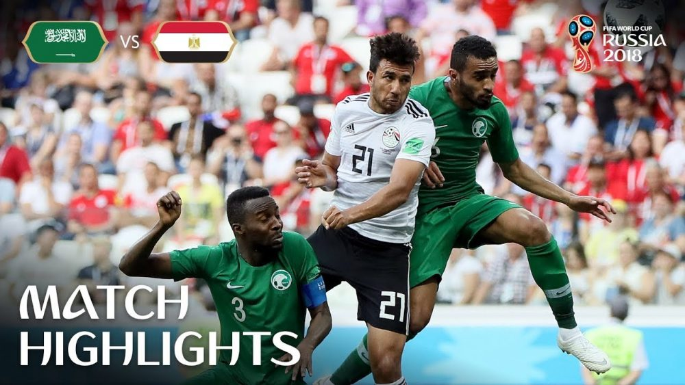 Photo of FIFA World Cup Russia 2018 Match 34 Highlights