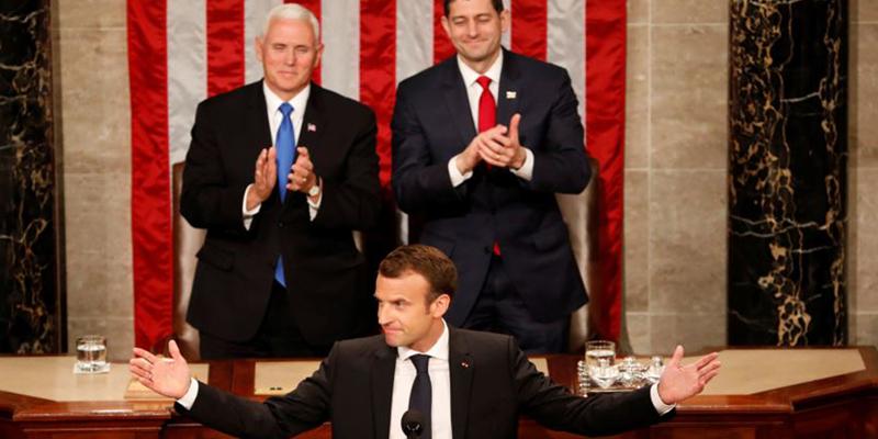 Photo of فرانسیسی صدر عمانویل ماکروں نے فرانس میں مسلمانوں کو مکمل مذہبی آزادی دینے کیلئے بڑے اقدامات کا اعلان کردی