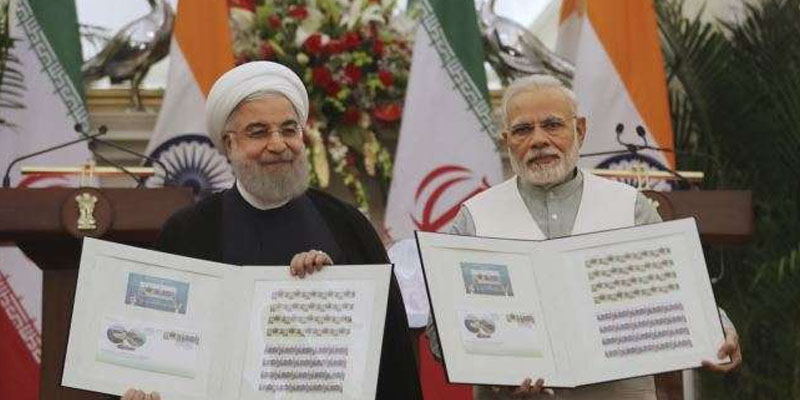 Photo of چابہار بندرگاہ ، بھارت ایران کو سنہرے خواب دکھاکر اپنے وعدوں سے پھر گیا