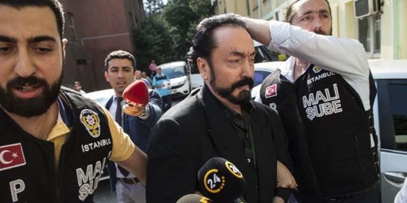 Photo of ترک بچوں و خواتین کا جنسی استحصال کر نیوالا مذہبی رہنما گرفتار