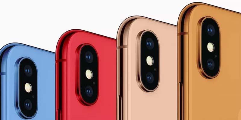 Photo of آئی فون کے 3 نئے ماڈل رواں سال متعارف کرائے جانے کا امکان