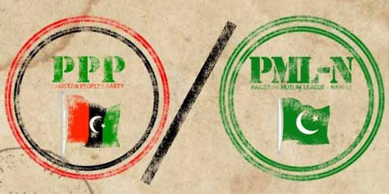 Photo of مسلم لیگ ن اور پاکستان پیپلز پارٹی کے درمیان رابطے بحال ،مسلم لیگ (ن) کے وفد کی بلاول ہاؤس آمد، پیپلز پارٹی رہنماؤں سے ملاقات ،بڑے اقدام پر اتفاق کرلیاگیا