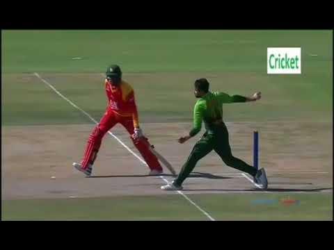 Photo of Pakistan vs Zimbabwe 3rd ODI 2018 Full Highlights HD