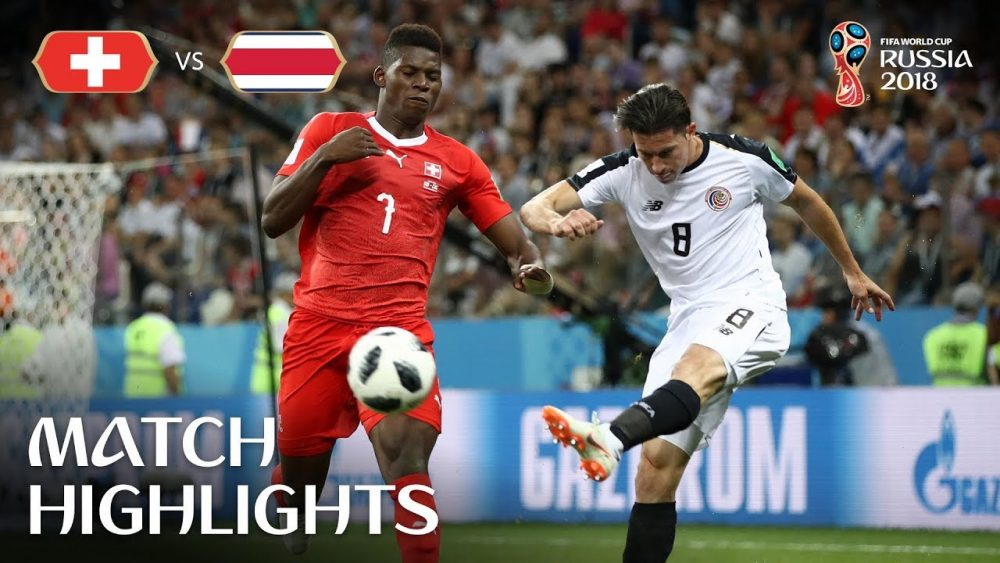 Photo of FIFA World Cup Russia 2018 Match 42 Highlights