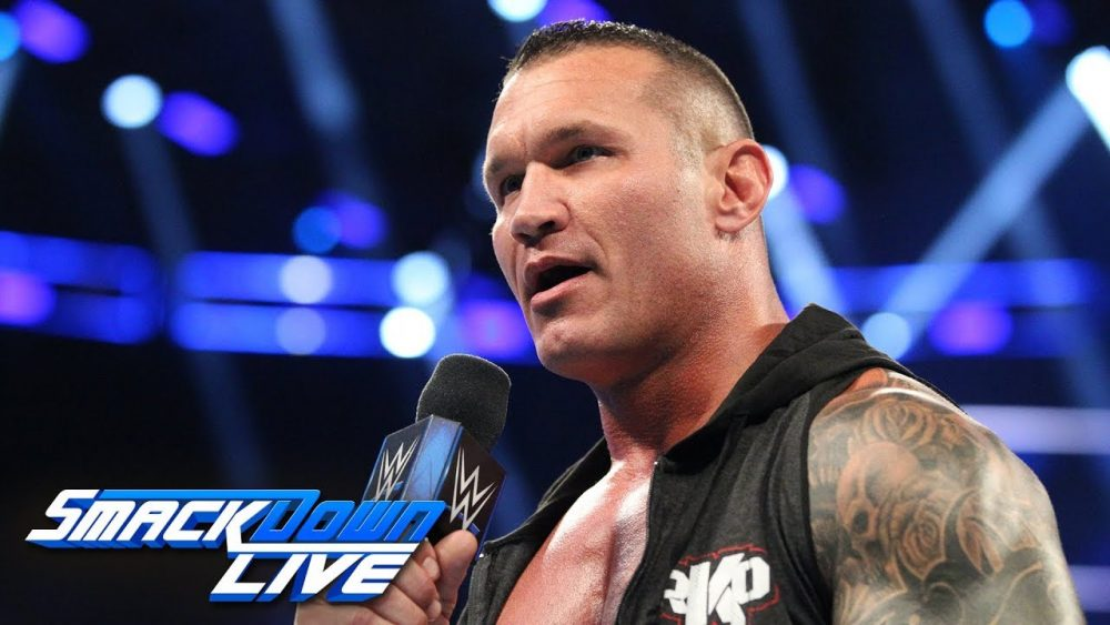 Photo of Randy Orton aims to make the WWE Universe suffer through Jeff Hardy: SmackDown LIVE, July 24, 2018