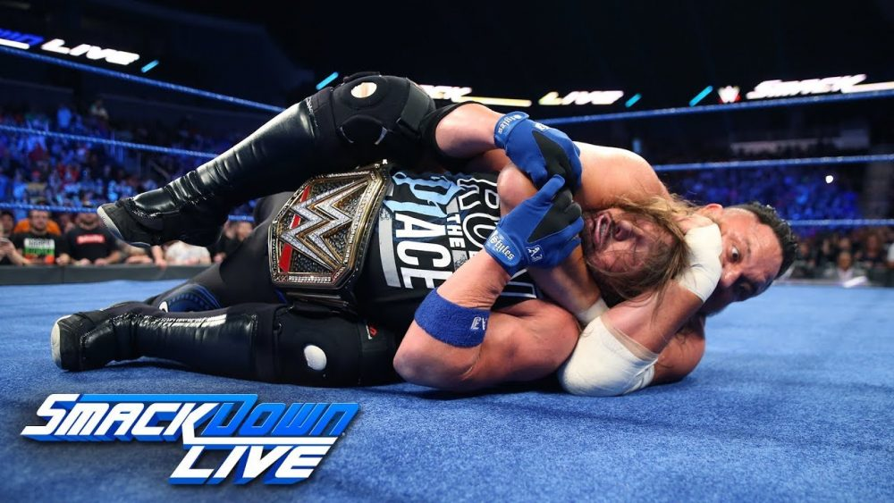 Photo of Samoa Joe becomes AJ Styles' SummerSlam opponent in vicious fashion: SmackDown LIVE, July 24, 2018