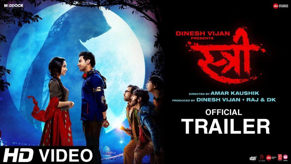 Photo of Stree Official Trailer | Rajkummar Rao, Shraddha Kapoor