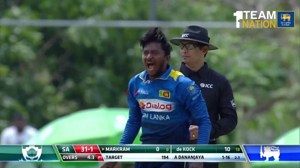Photo of 1st ODI, Highlights – Sri Lanka vs South Africa at Dambulla