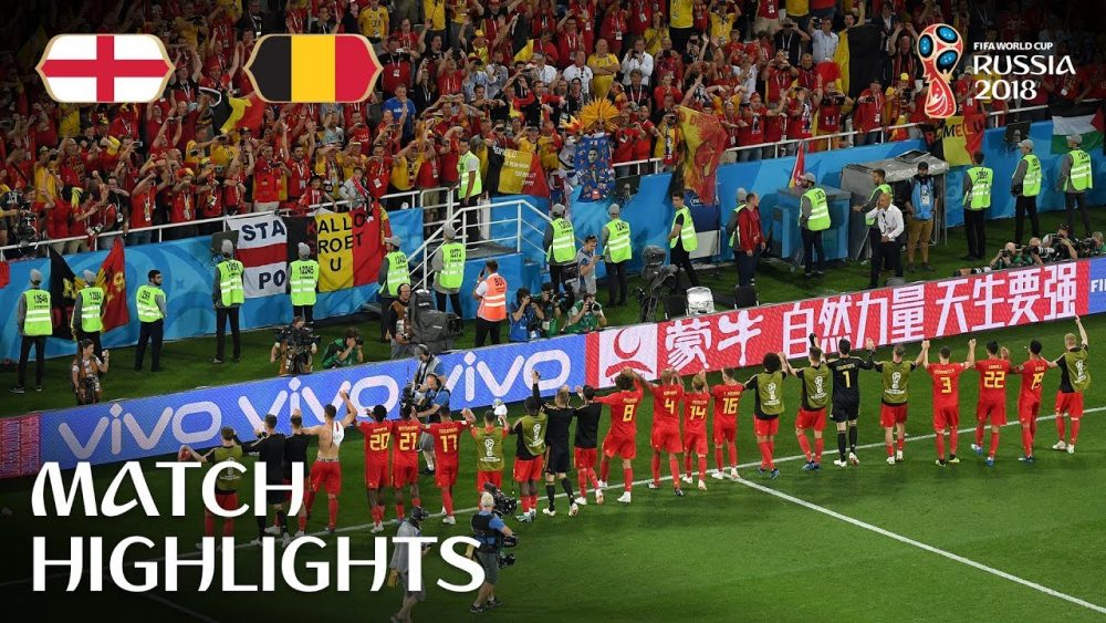 Photo of FIFA World Cup Russia 2018 Match 45 Highlights