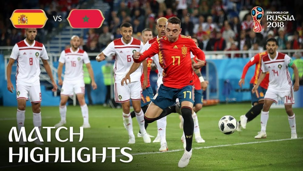 Photo of FIFA World Cup Russia 2018 Match 36 Highlights